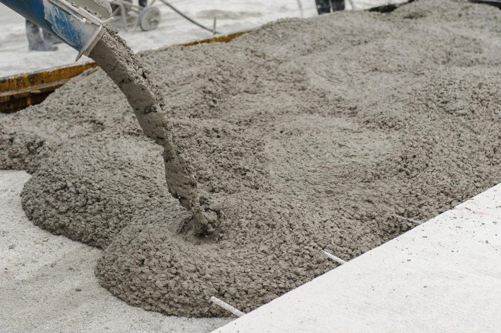 chudy beton jakie proporcje