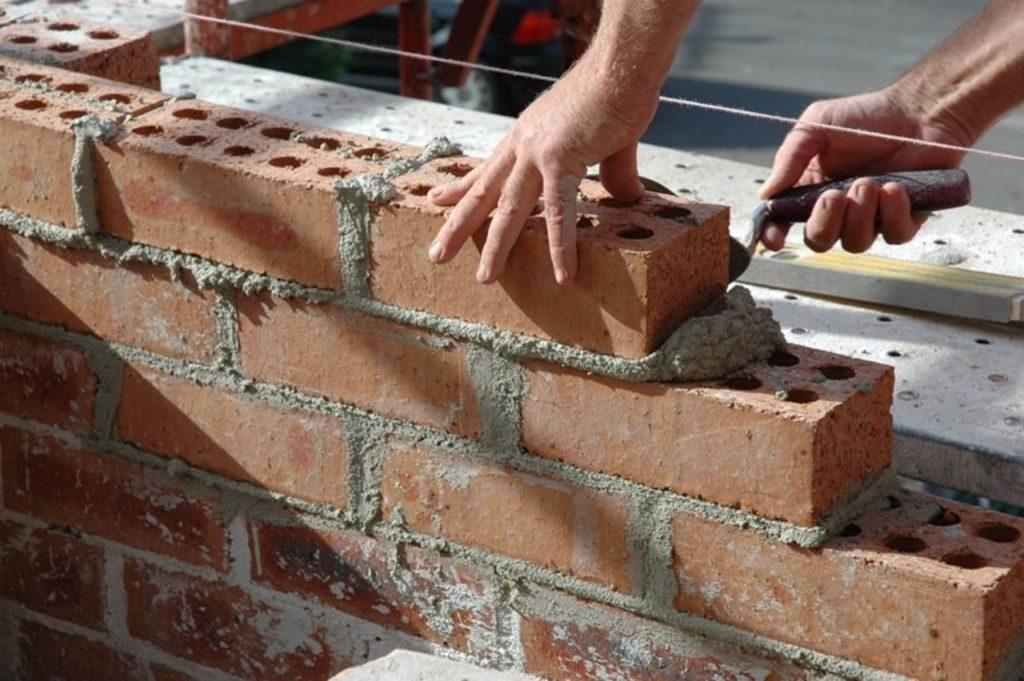 zaprawa murarska proporcja