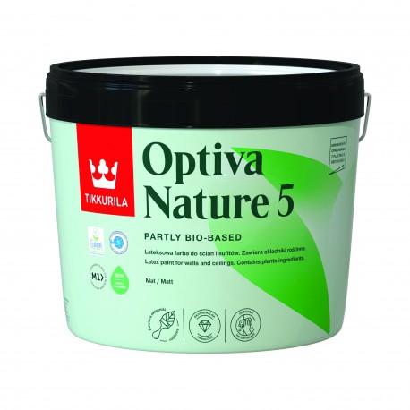 farba ekologiczna Tikkurila Optiva Nature 5 matt
